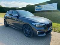 2018 BMW 1 Series 3.0 M140i Shadow Edition Sports Hatch Auto (s/s) 5dr Hatchback