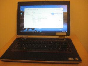"14"" Dell Laptop, 2.6 GHz Intel i5, 4GB RAM, 250GB HDD, DVD Drive"