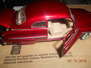1949 ford and mercury coupes 1/24 scale Kitchener / Waterloo Kitchener Area image 4