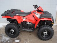 Almost brand new Sportsman 570! Warranty until April 2016