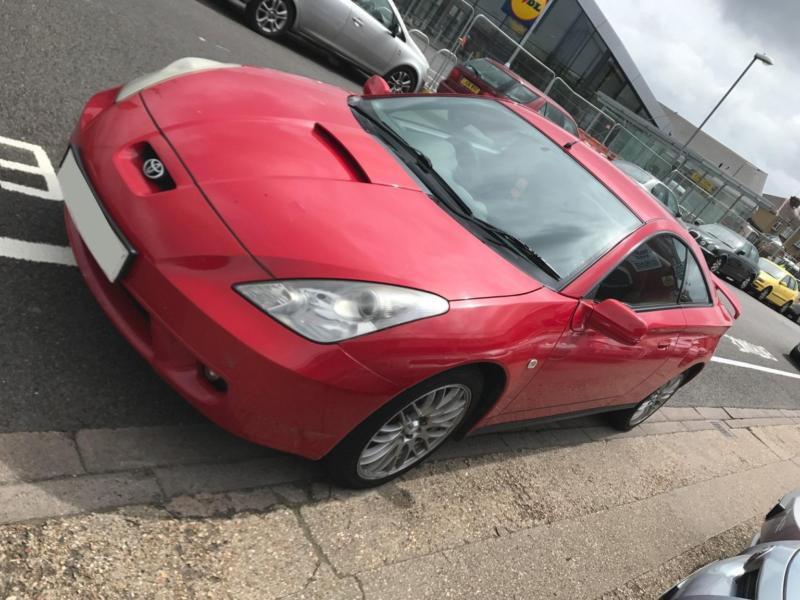 Toyota Celica VVT-I PETROL MANUAL 2002/02