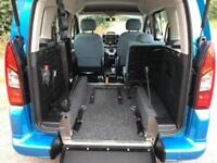 2014 Citroen Berlingo Multispace 1.6 HDi 90 VTR 5dr WHEELCHAIR ACCESSIBLE VEH...