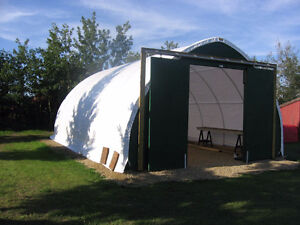 Portable Fabric Buildings20x30 $2900 larger sizes also 15yr warr