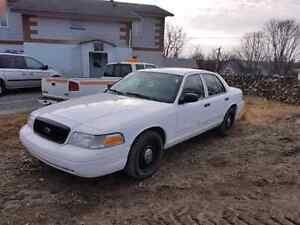 Ford  crown victoria police 2011