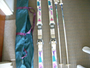 Fisher Fascination Ski Package