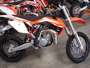 2016 KTM 250f @ 85sx with FREE shipping!