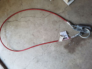 6' Cable Sling (Never Used)