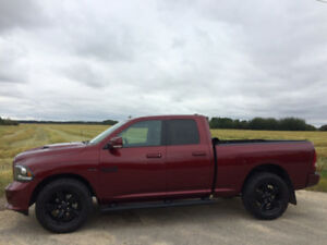 2017 Dodge Ram Sport - Rare Colour & Trim Package Look