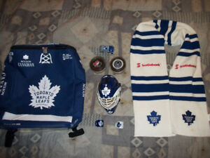 Toronto Maple Leafs Collectibles Sold as a Bundle