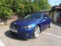 07 (07) BMW 3.0 335d SE 2DR COUPE AUTOMATIC 6-SPEED, STUNNING CAR !!