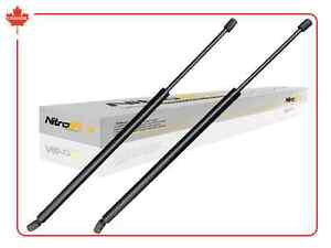 2pc Rear Liftgate Tailgate Lift Supports Mercedes ML 320,350