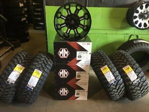Dodge Ram 2500/3500 Ford F250/F350 Rim & Tire Package!!