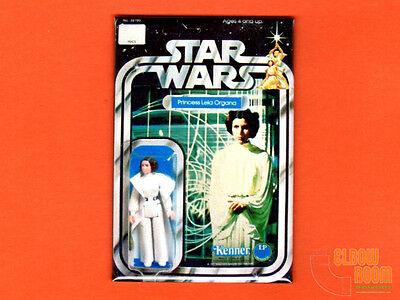 Star Wars Fridge Magnet (Kenner Star Wars Princess Leia 2x3