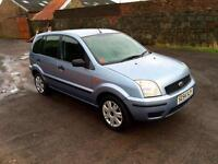 2005 Ford Fusion 1.4 2 5dr