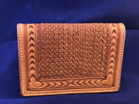Learn basic leather stamping/carving