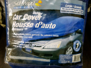 """Large car cover that fits vehicles up to 228"""" long"""