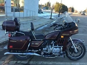 1983 HONDA GOLDWING 1100 INTERSTATE - $2295