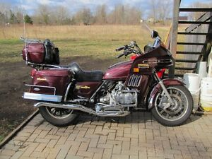 1983 Goldwing Aspencade
