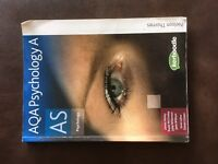 AQA AS Psychology A Texbook