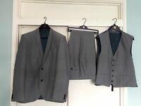 Men's. NEXT 3 piece suit