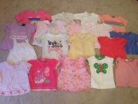 12-18 month Girl clothes - 85 items!