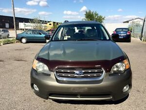 2005 Subaru Outback 5spd Certified Etested