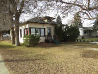For Sale Bow Island Home with lots of original wood trim