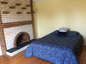Furnished Rooms for Rent on 2424 Garden Drive, Vancouver.