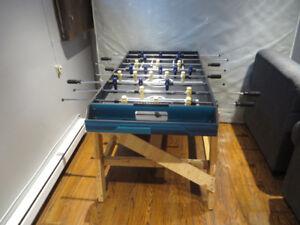SPORT CRAFT FOOSBALL TABLE  45  CAD