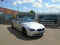 BMW 630 3.0 AUTOMATIC 3.0 PETROL SAT NAV FULL LEATHER IMMACULATE