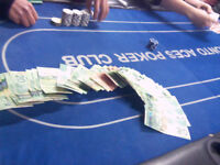 1 TABLE/WINNER KNOCKOUT NO LIMIT HOLDEM TOURNAMENT $125.00 BUYIN