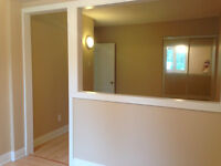 LARGE ROOM FOR RENT IN SPACIOUS 2BEDROOM IN DOWNTOWN HULL
