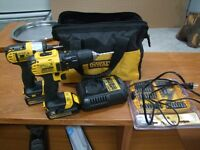 wireless DEwalt kit