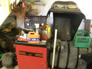 COATS WHEEL BALANCER  MODEL # 1001 WORK GREAT Kingston Kingston Area image 1