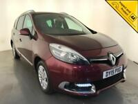 2015 RENAULT GRAND SCENIC DYNAMIQUE TT ENERGY 1 OWNER SERVICE HISTORY FINANCE