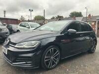 Volkswagen Golf 2017 2.0 TDI BlueMotion Tech GTD DSG (s/s) 5dr AUTO, FSH, SATNAV