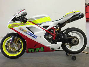 Ducati 1098s Superbike- Race Ready, Tons of parts