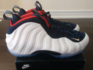 BNIB DS Nike Foamposite One Prm Olympic Size 11