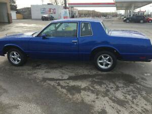 1981  Monte Carlo $9000 or Try Your Trade