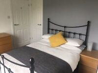 Double room & Private bathroom available in lovely home Prestwich. Fully furnished, Bills included.