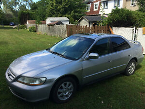 2002 Honda Accord SE Berline