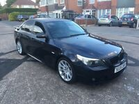 BMW525 sport diesel automatic 2005 model in excellent condition PX welcome