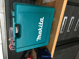 New Makita 1/2 Drill ( bare tool ) and case