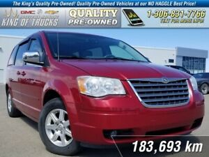 2008 Chrysler Town & Country Touring  Stow 'N Go Seats | Sunroof
