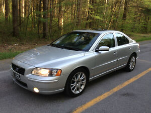 Volvo S60 2.5T Groupe Sport-Cuir-Toit-Mags17'' 3500$