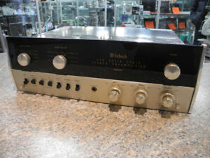 McIntosh C24 Solid State Stereo Preamplifier