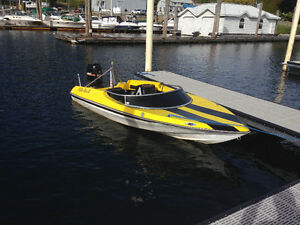 1989 Cobra Ski Boat/Runs Great/Priced TO SELL