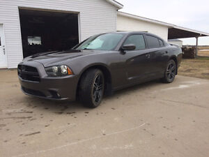 Dodge charger 2014 sxt awd