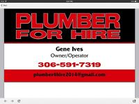 Plumber For Hire, registered name