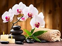 Oriental body relaxing massage